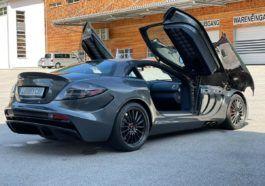 Mercedes-Benz SLR 722 McLaren aukcja