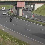 Wypadek motocyklisty na Zakręcie Mistrzów w Rudzie Śląskiej