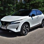 Nissan Qashqai 2021 pierwsza jazda
