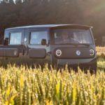 Xbus electric minivan