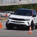 Opel Mokka moose test