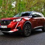 Peugeot 2008 test 2021
