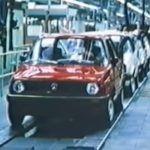 Volkswagen Golf Mk2 produkcja