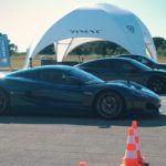 Rimac Nevera vs Porsche Taycan vs BMW M5 Competition