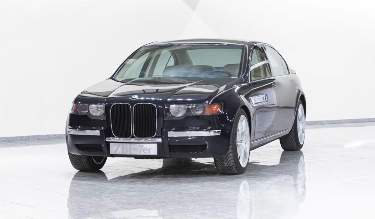 BMW ZBF-7er