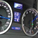Lexus IS F przyspieszenie