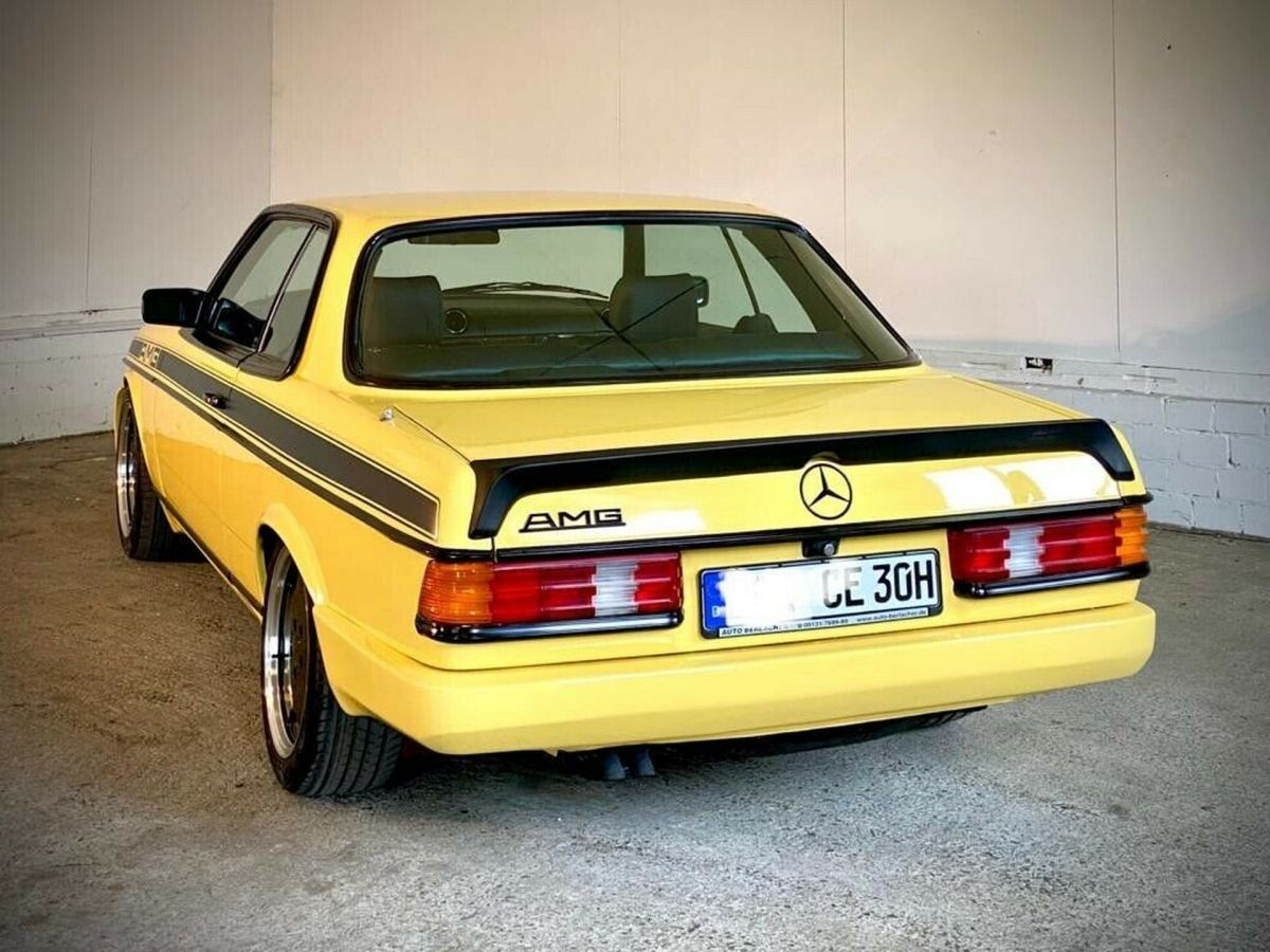 Mercedes W123 280CE Zender nasprzedaż