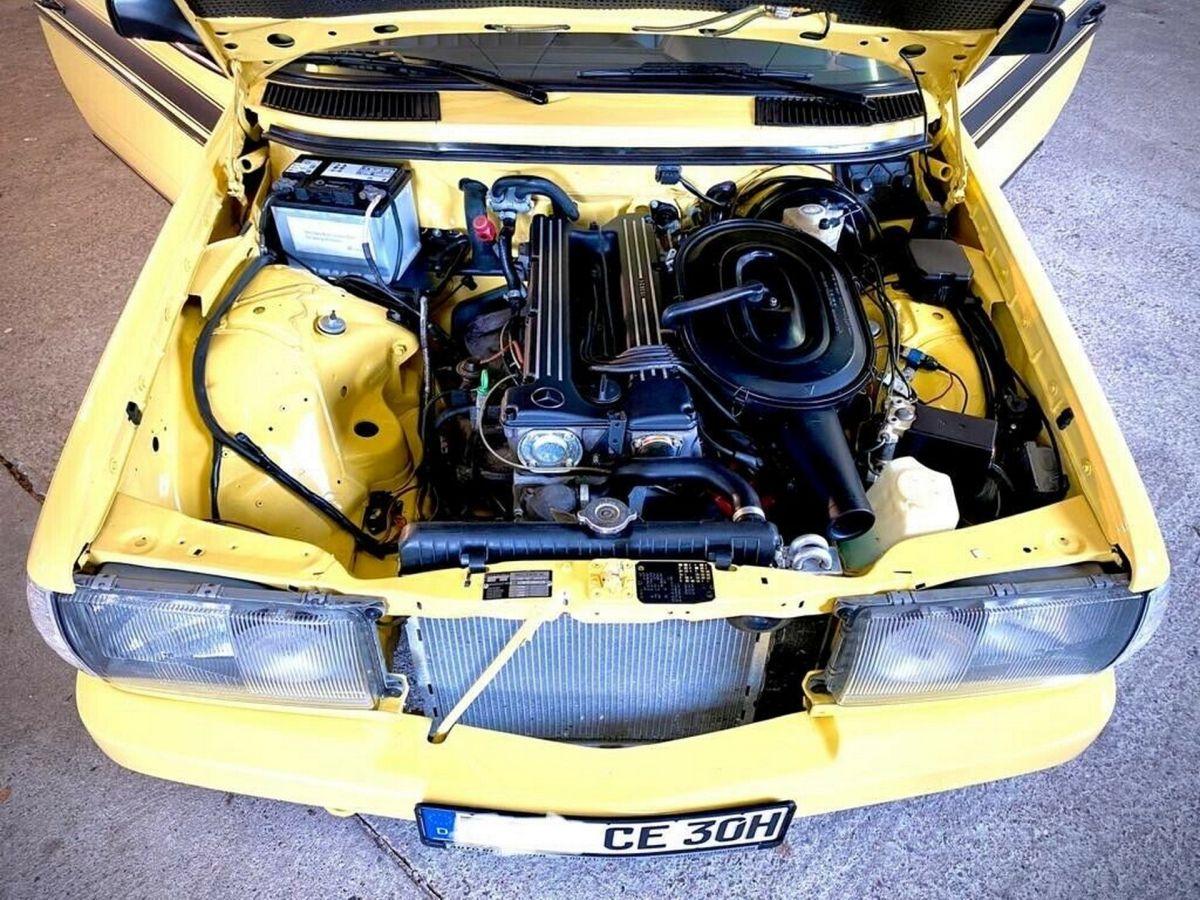 Mercedes W123 nasprzedaż