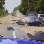 Nieudana kradzież Chevroleta Corvette