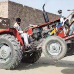Traktorem na dwóch kołach