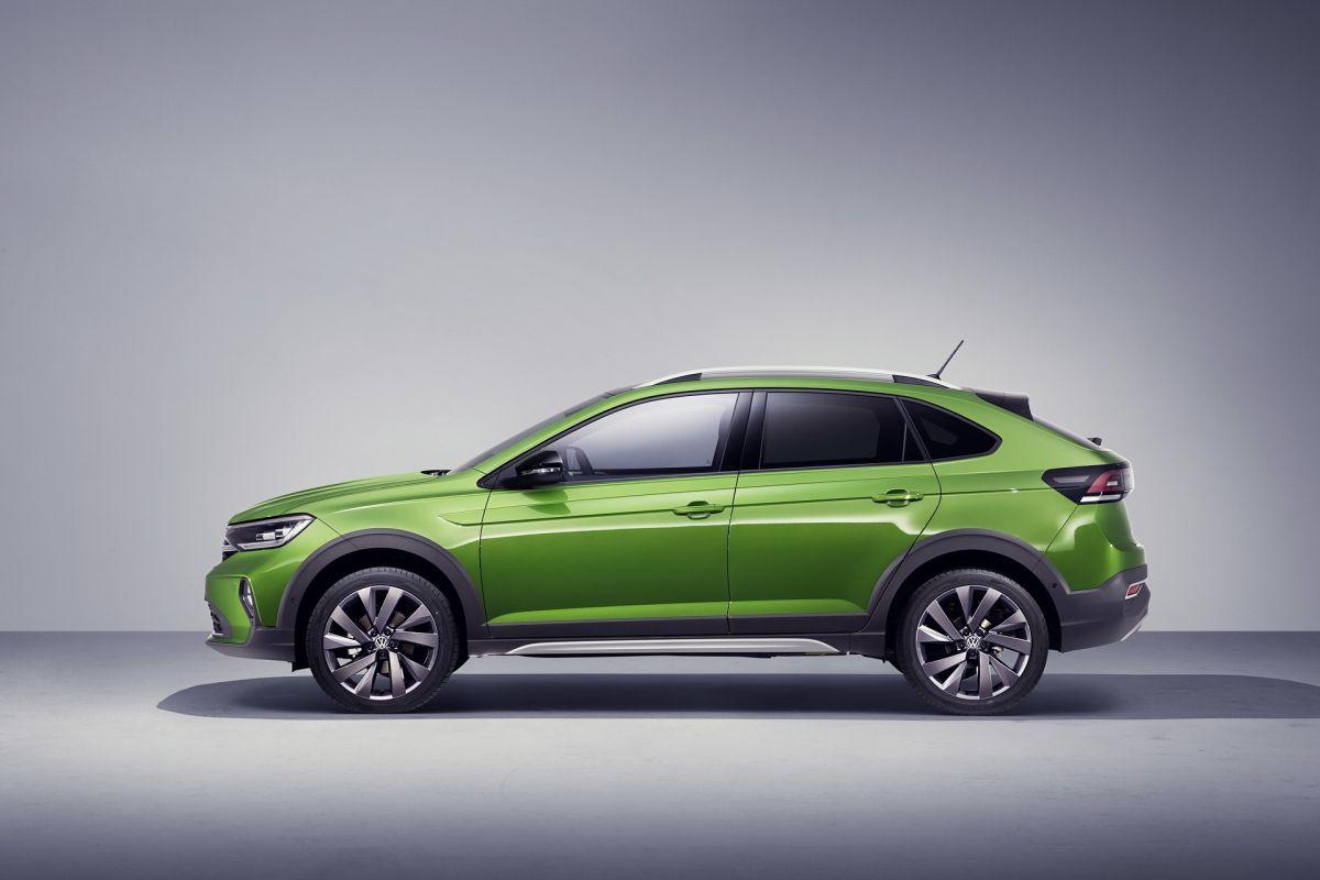 Volkswagen Taigo - wymiary