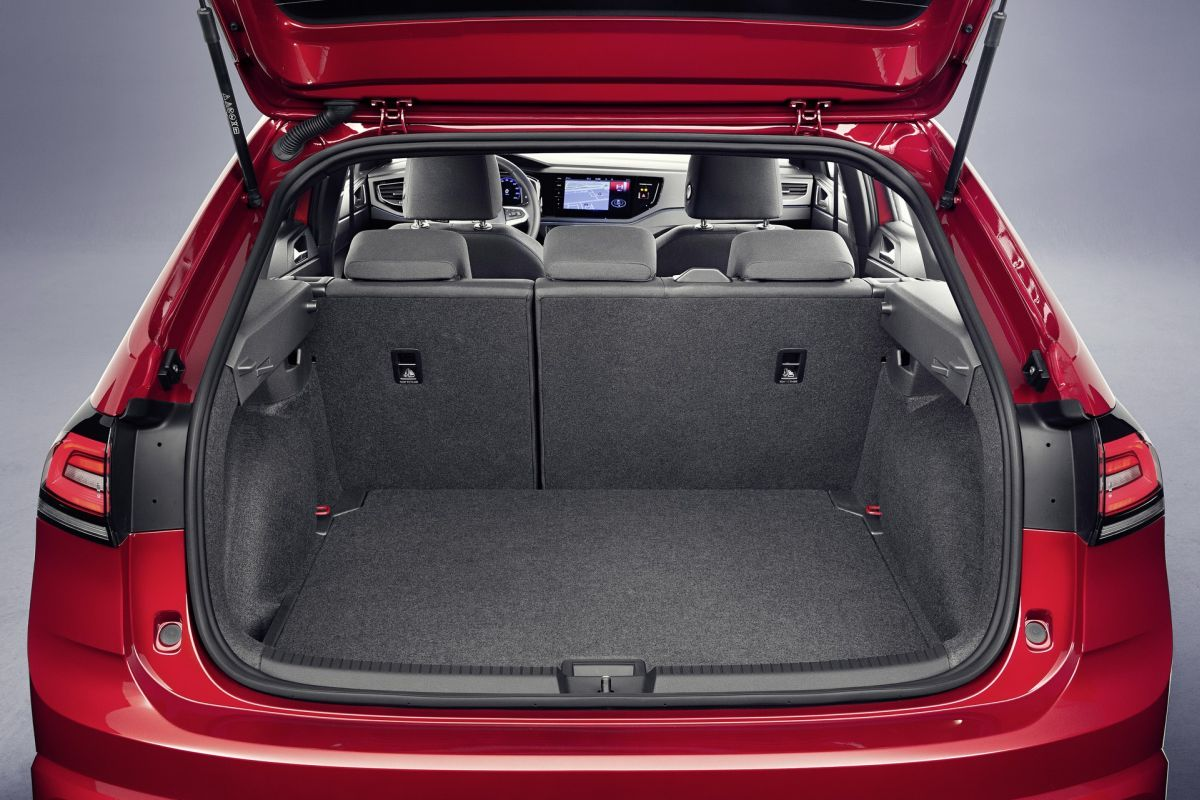 Volkswagen Taigo - bagażnik