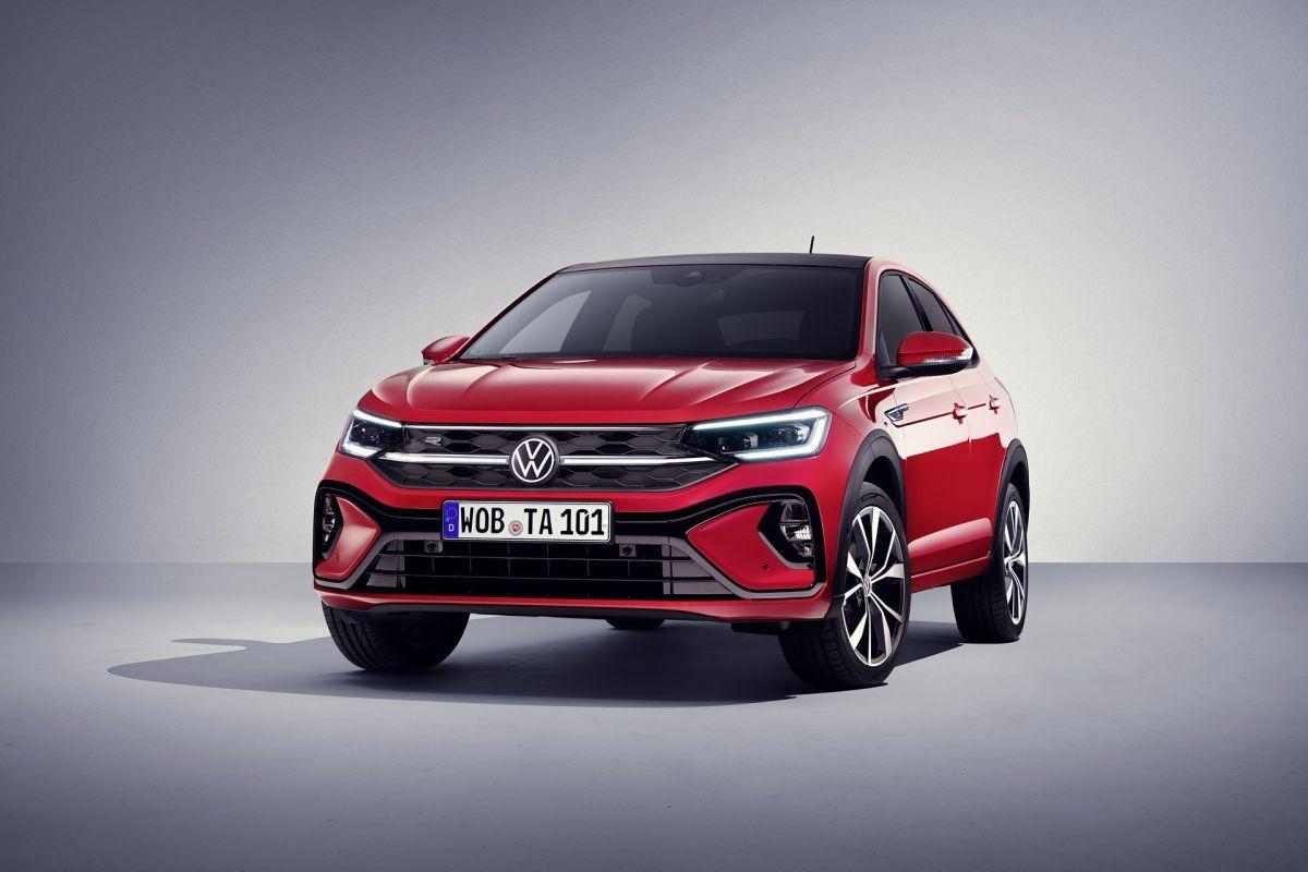 Volkswagen Taigo - silniki