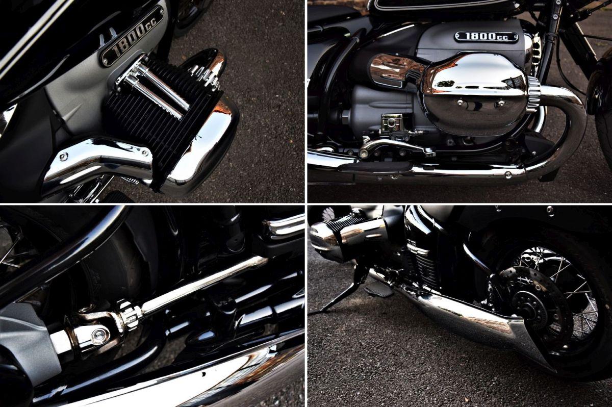 BMW R18 - silnik