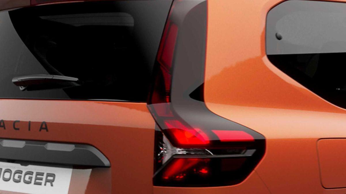 Dacia Jogger - rear lamp