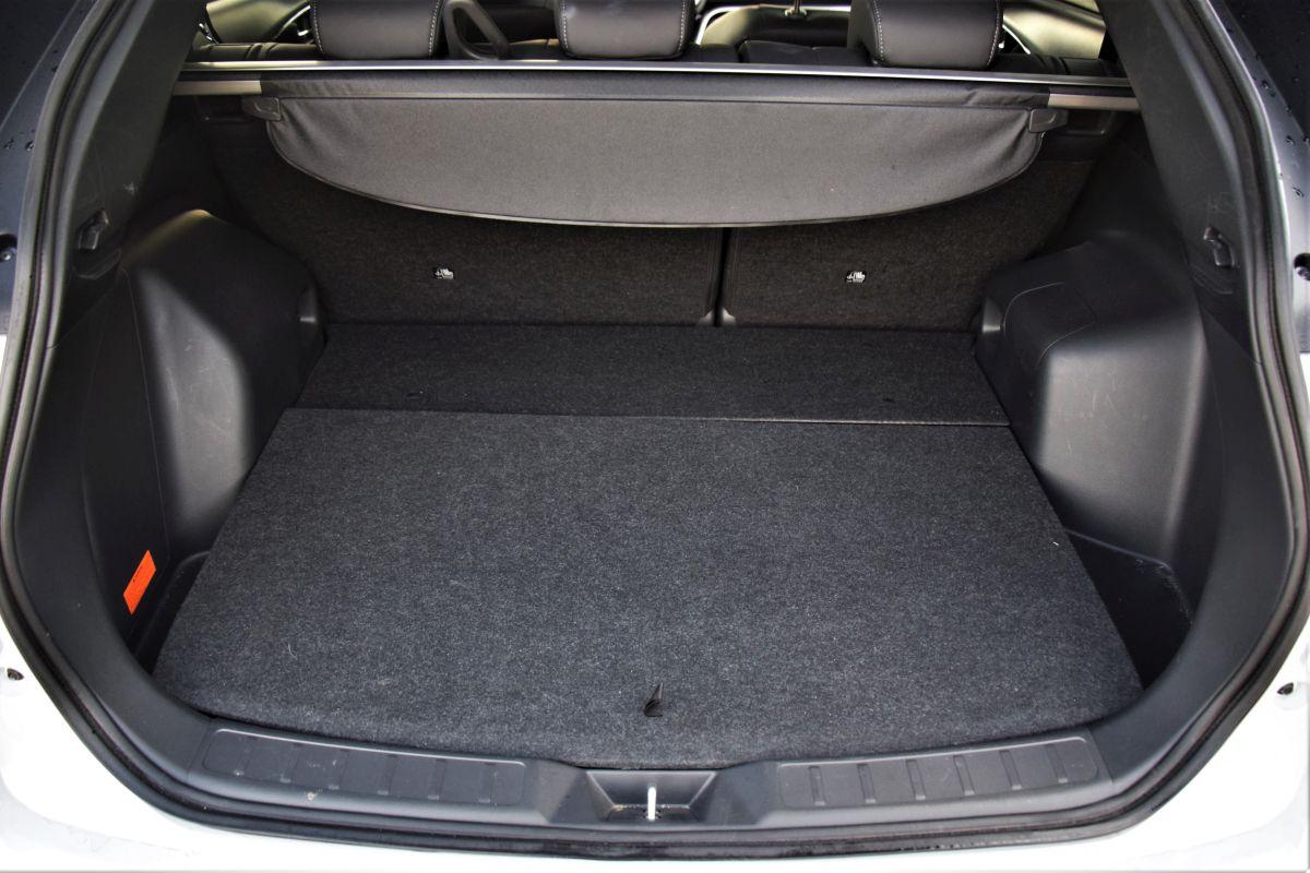 Mitsubishi Eclipse Cross PHEV - bagażnik