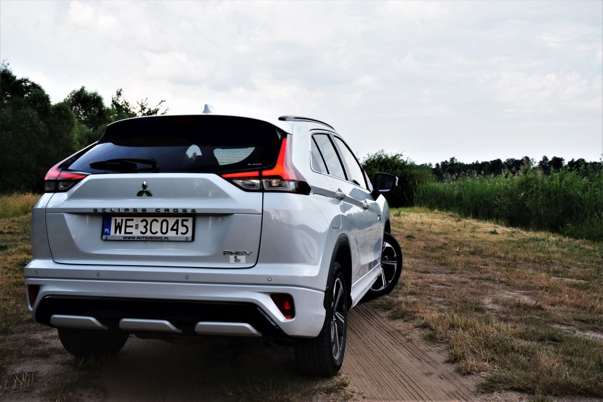 Mitsubishi Eclipse Cross PHEV - opinie