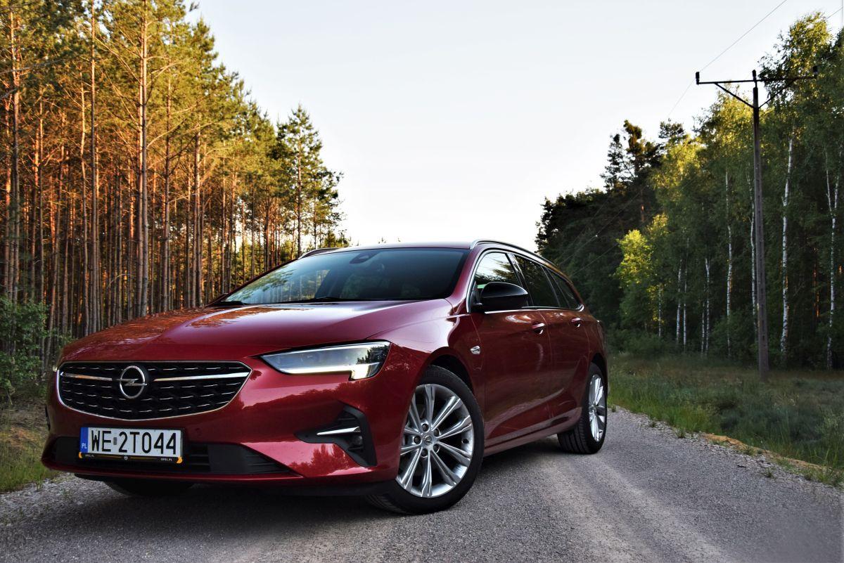 Opel Insignia Sports Tourer - opinie