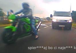 Agresja drogowa w Piotrkowie Trybunalskim