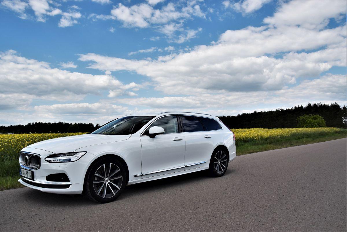 Ile kosztuje Volvo V90