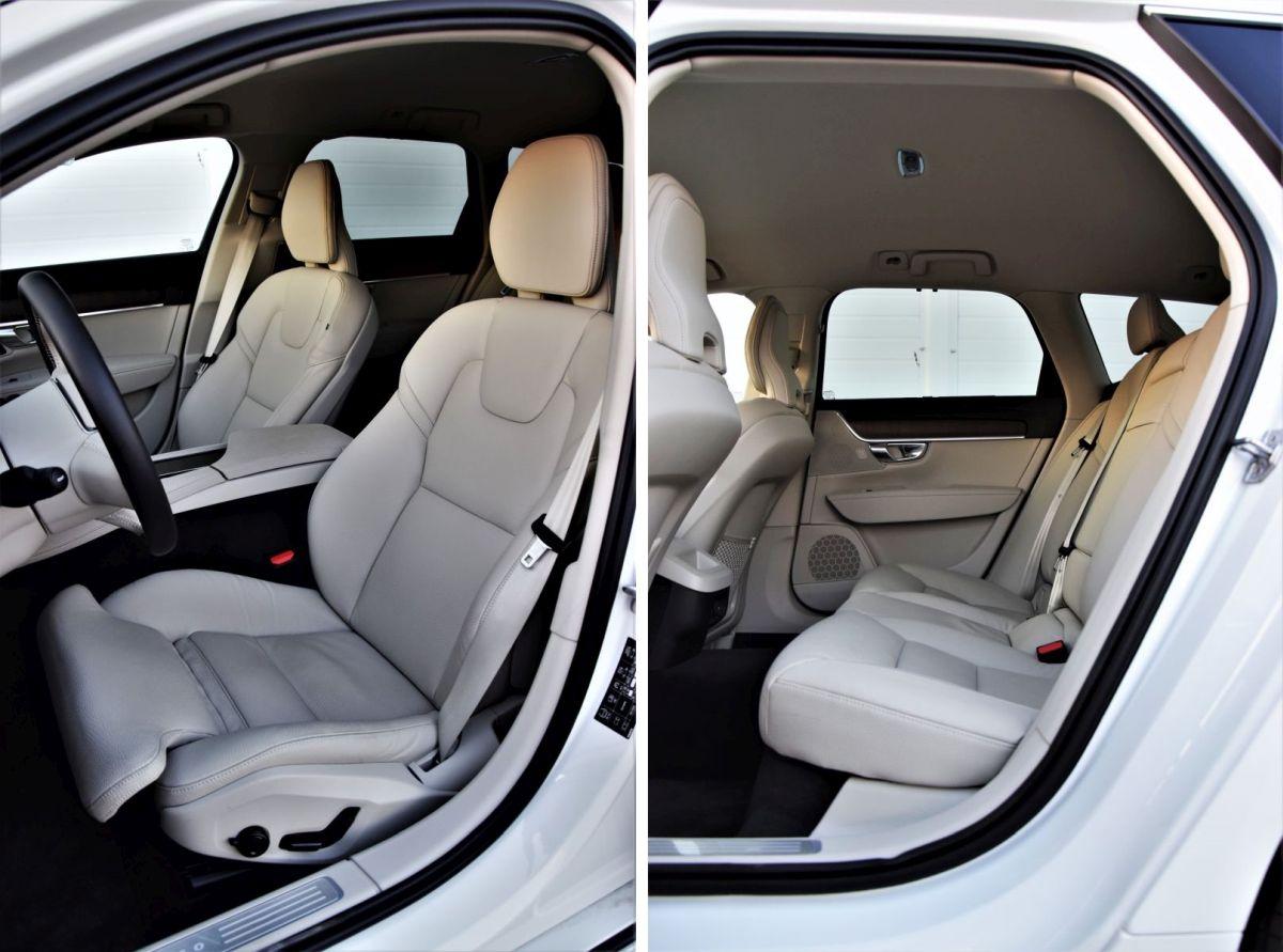 Volvo V90 - kabina