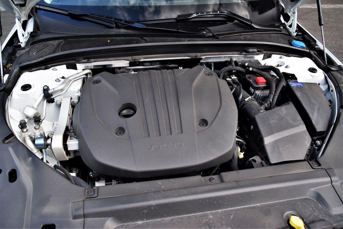 Volvo V90 B4 - silnik