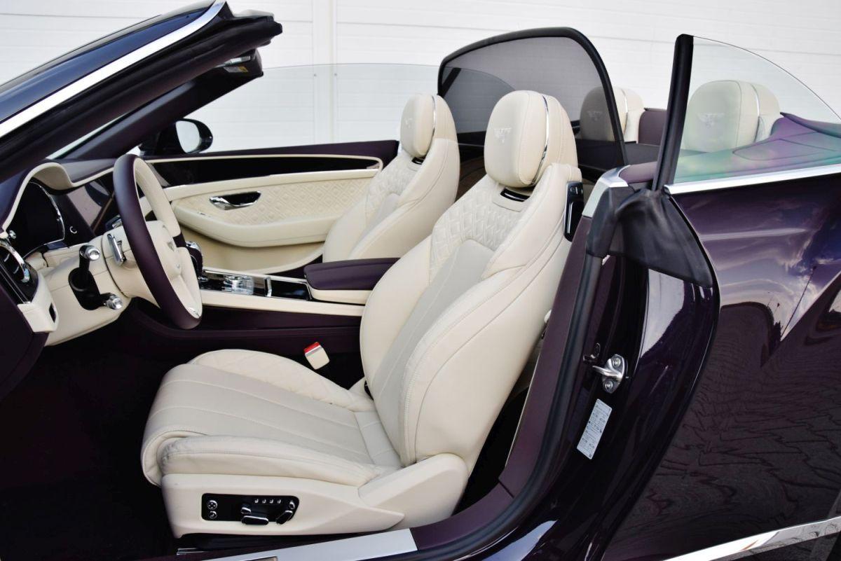 Bentley skóra