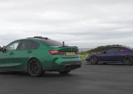 Nissan Silvia vs BMW M3 Competition