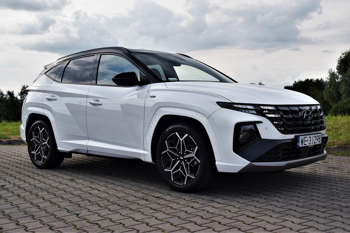 Hyundai Tucson N Line - test