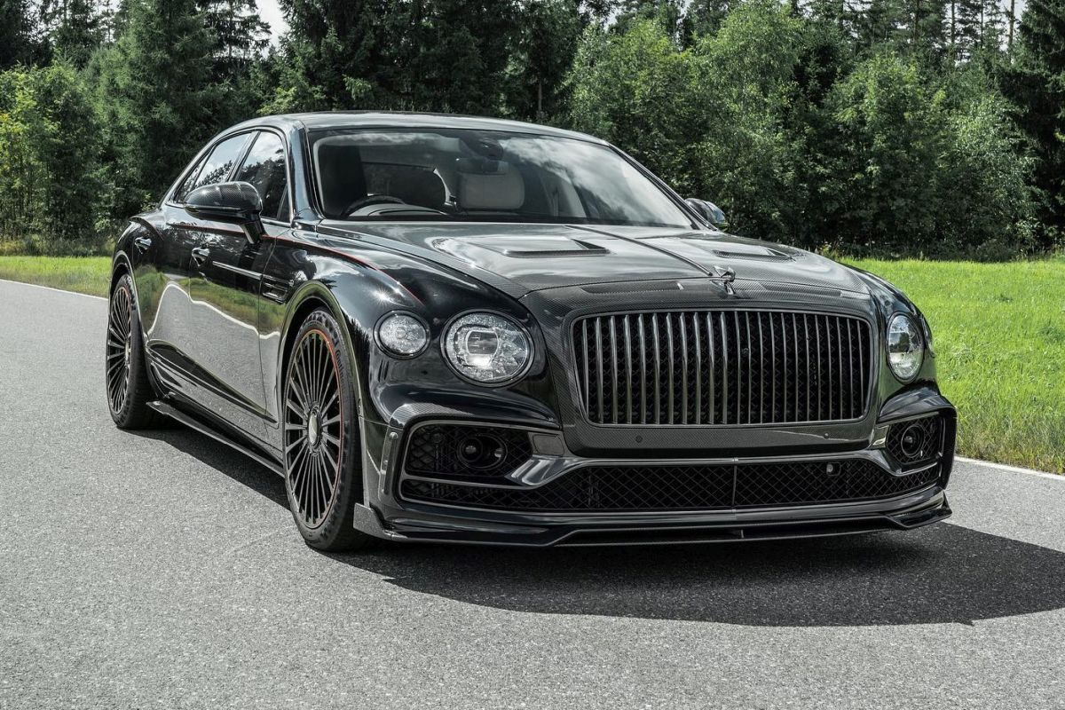 Bentley Flying Spur Mansory 2021