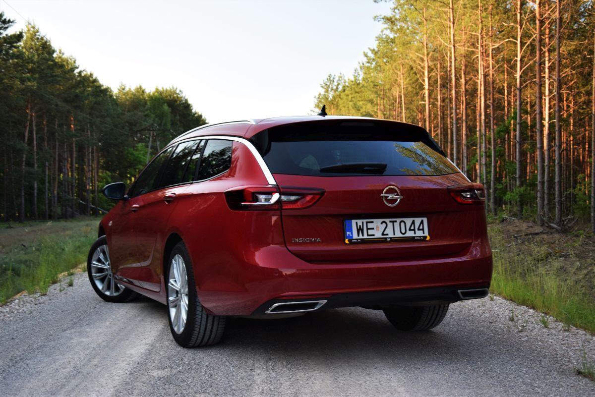 Opel Insignia Sports Tourer - design