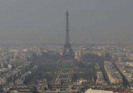 Paryskie ograniczenia prędkości
