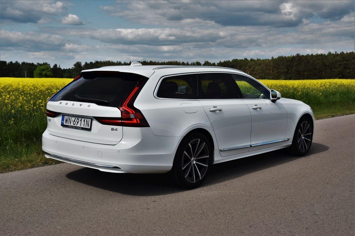 Volvo V90 - design