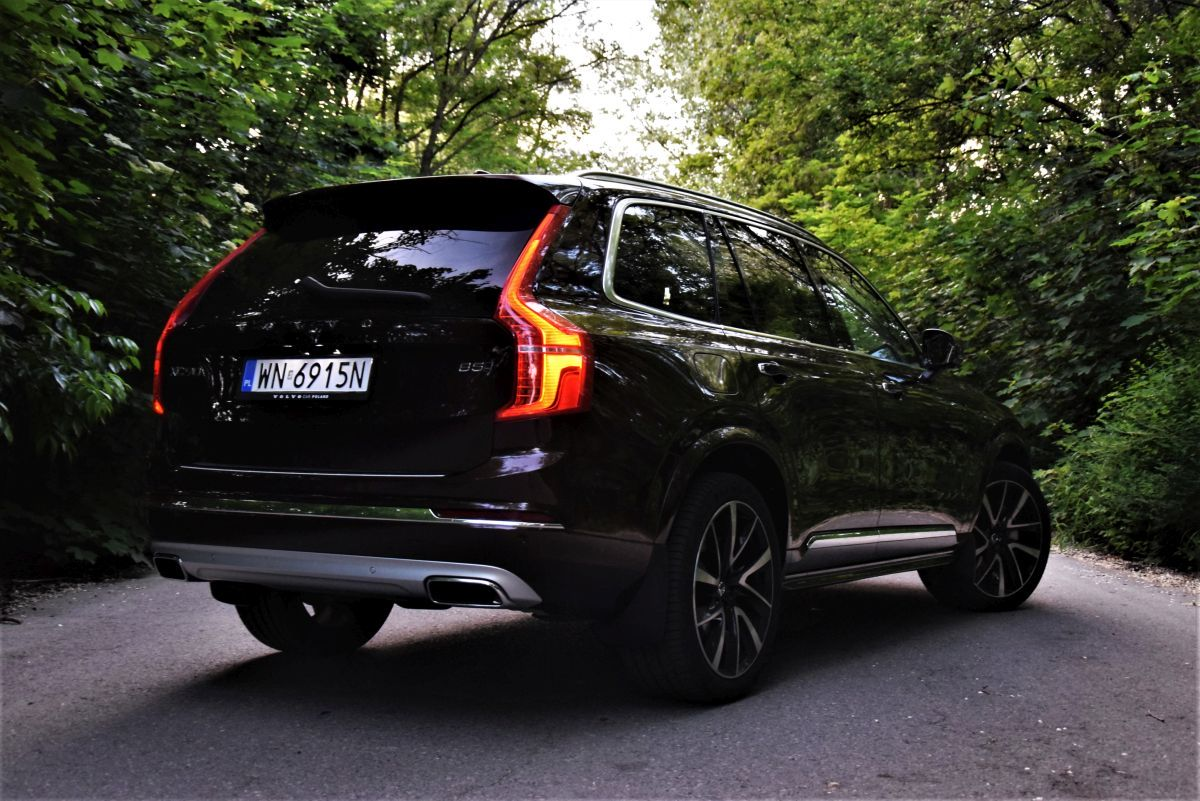 Volvo XC90 - design
