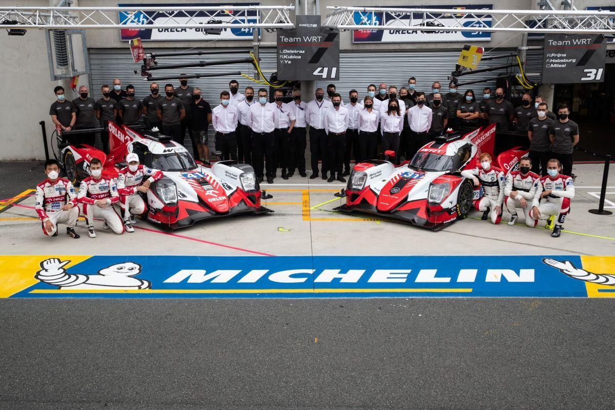 Kubica - Le Mans 24h 2021