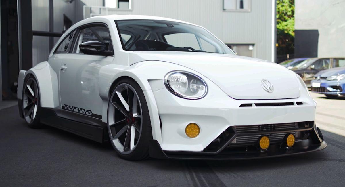 Volkswagen Beetle JP Performance