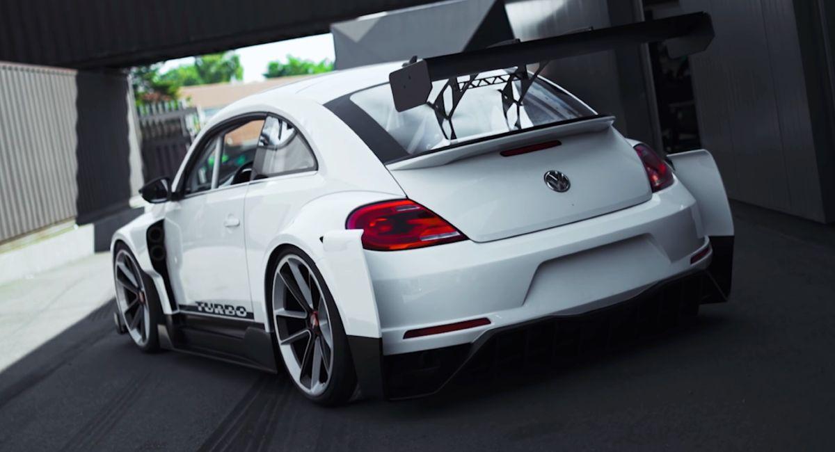 Volkswagen Beetle Prior Design