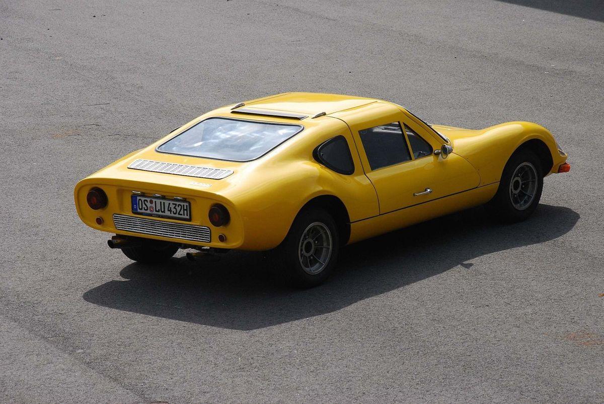 Auto sportowe zNRD