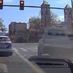 Postępowanie policji na drogach
