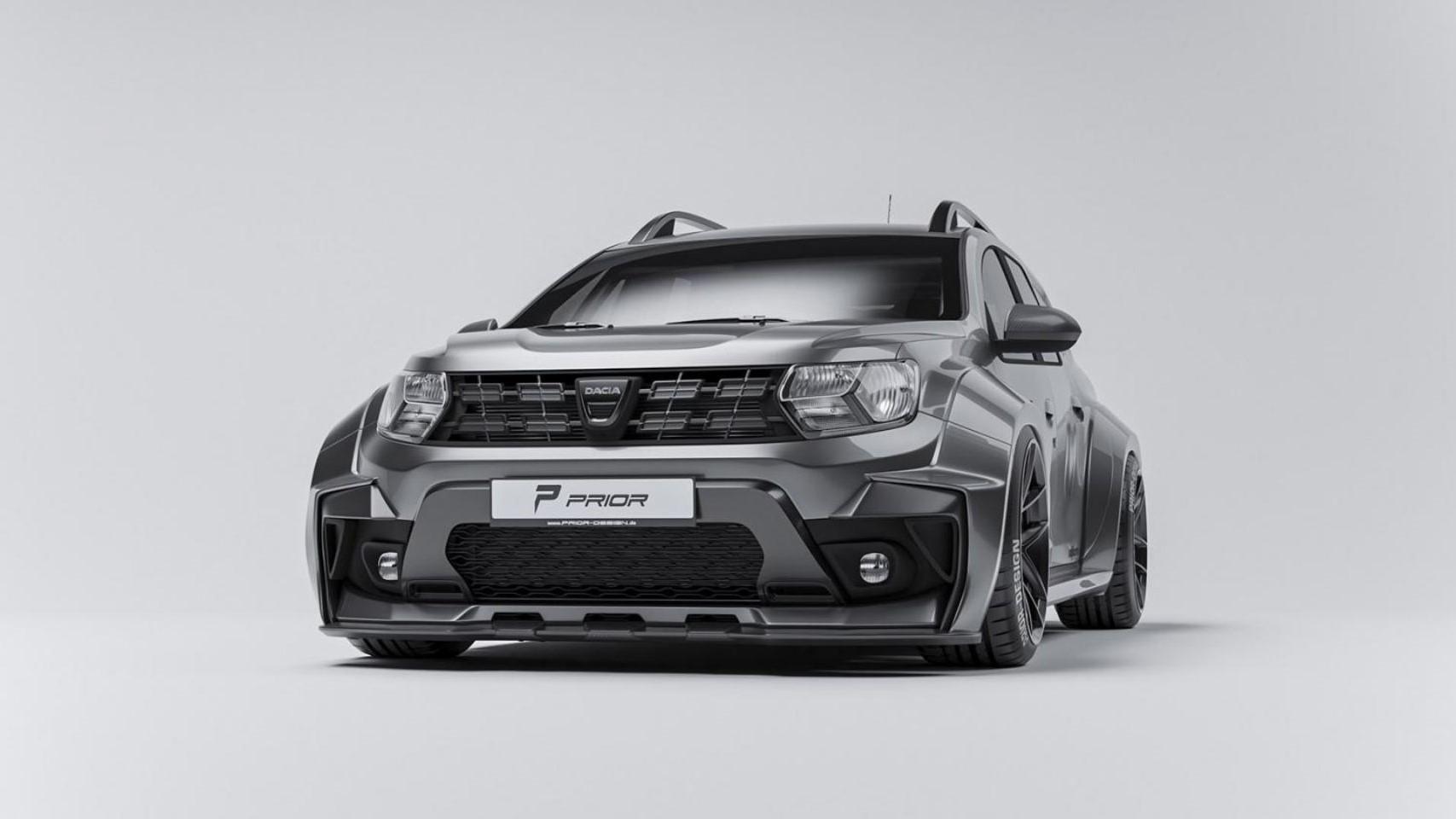 Dacia Duster Prior Design 2021