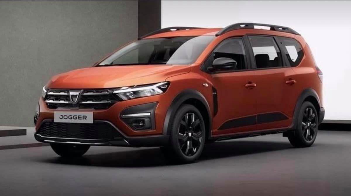 Dacia Jogger 2022 official