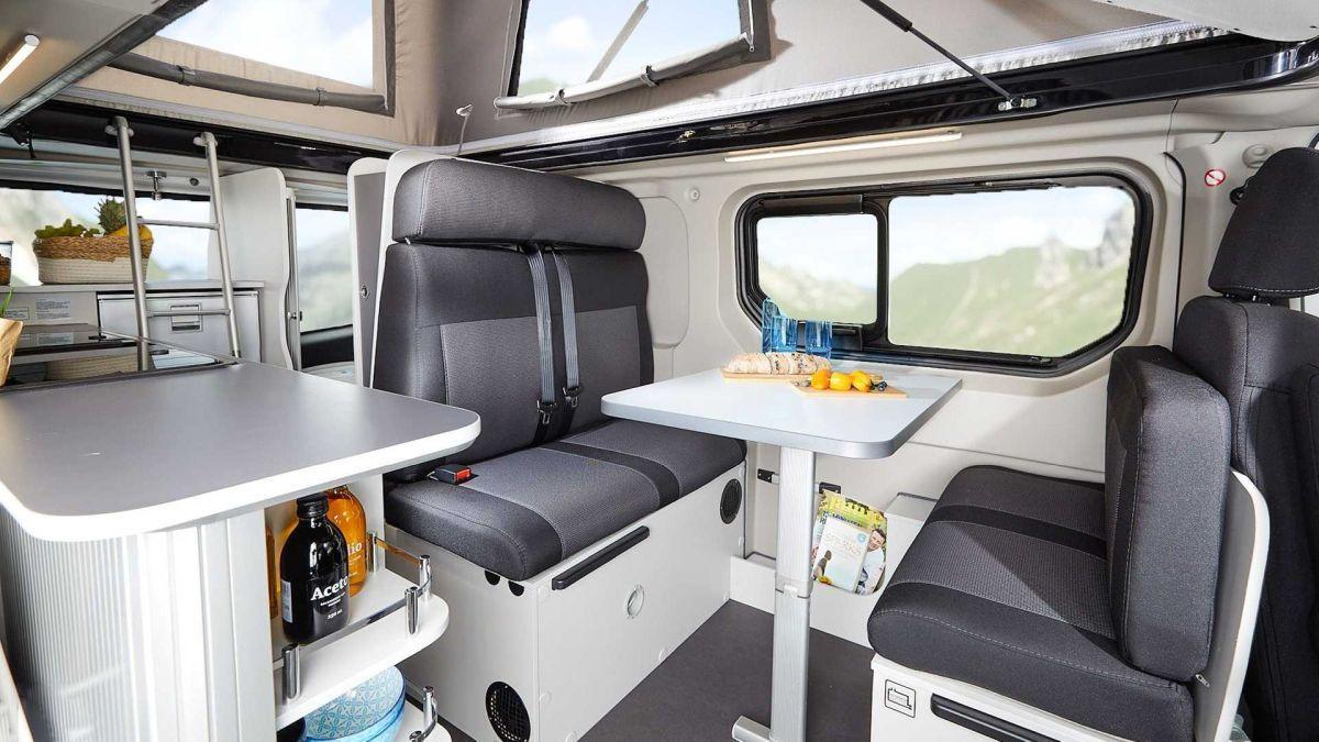 Ahorn Camp Big City Van