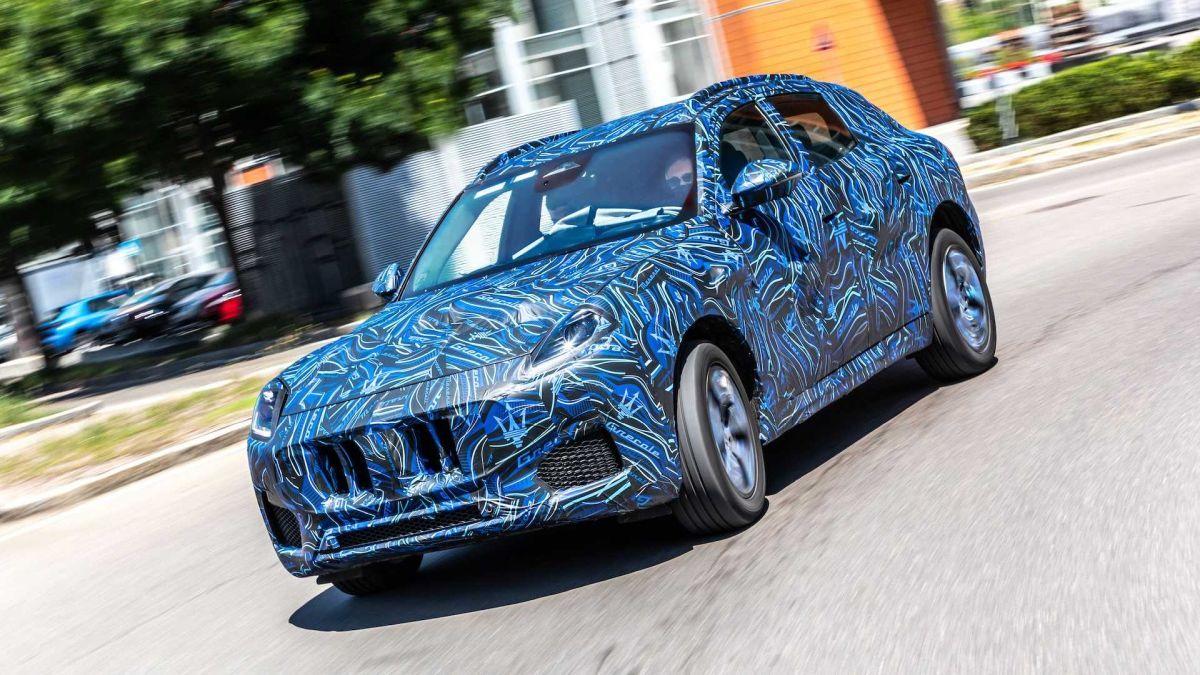 Maserati Grecale 2021