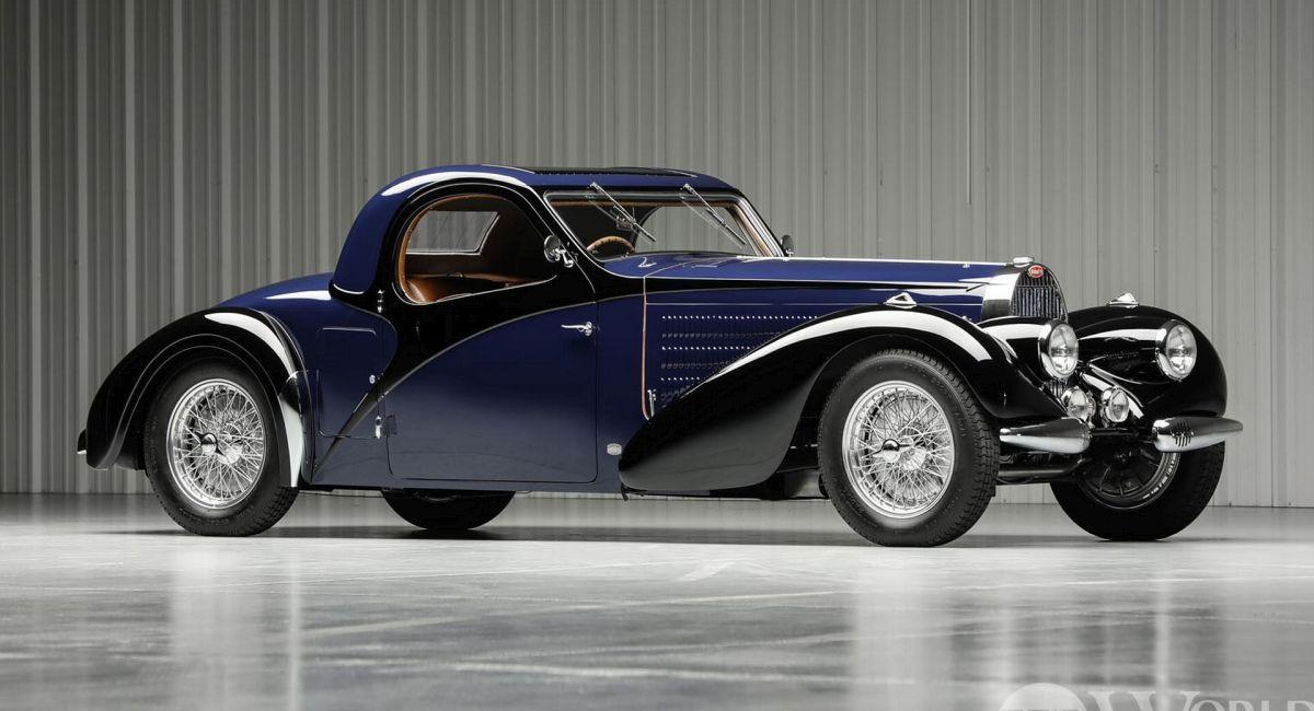 Bugatti Type 57C Atalante Coupe for sale