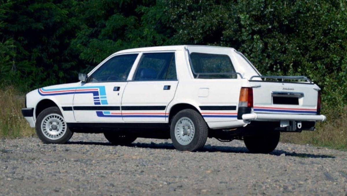 Peugeot 505 - koncept