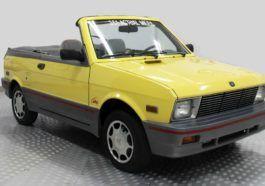 Yugo GVC Cabrio