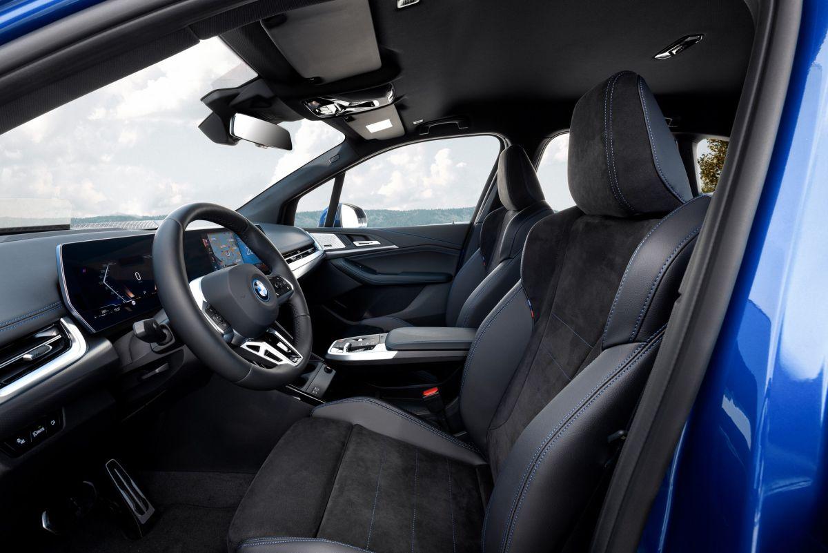 BMW Serii 2 Active Tourer 2022 fotele