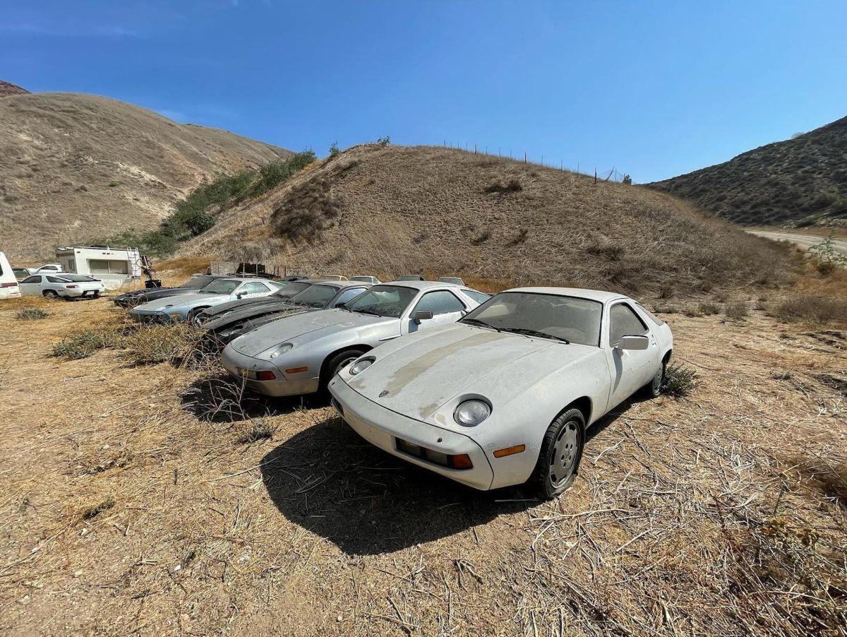 Kolekcja Porsche 928