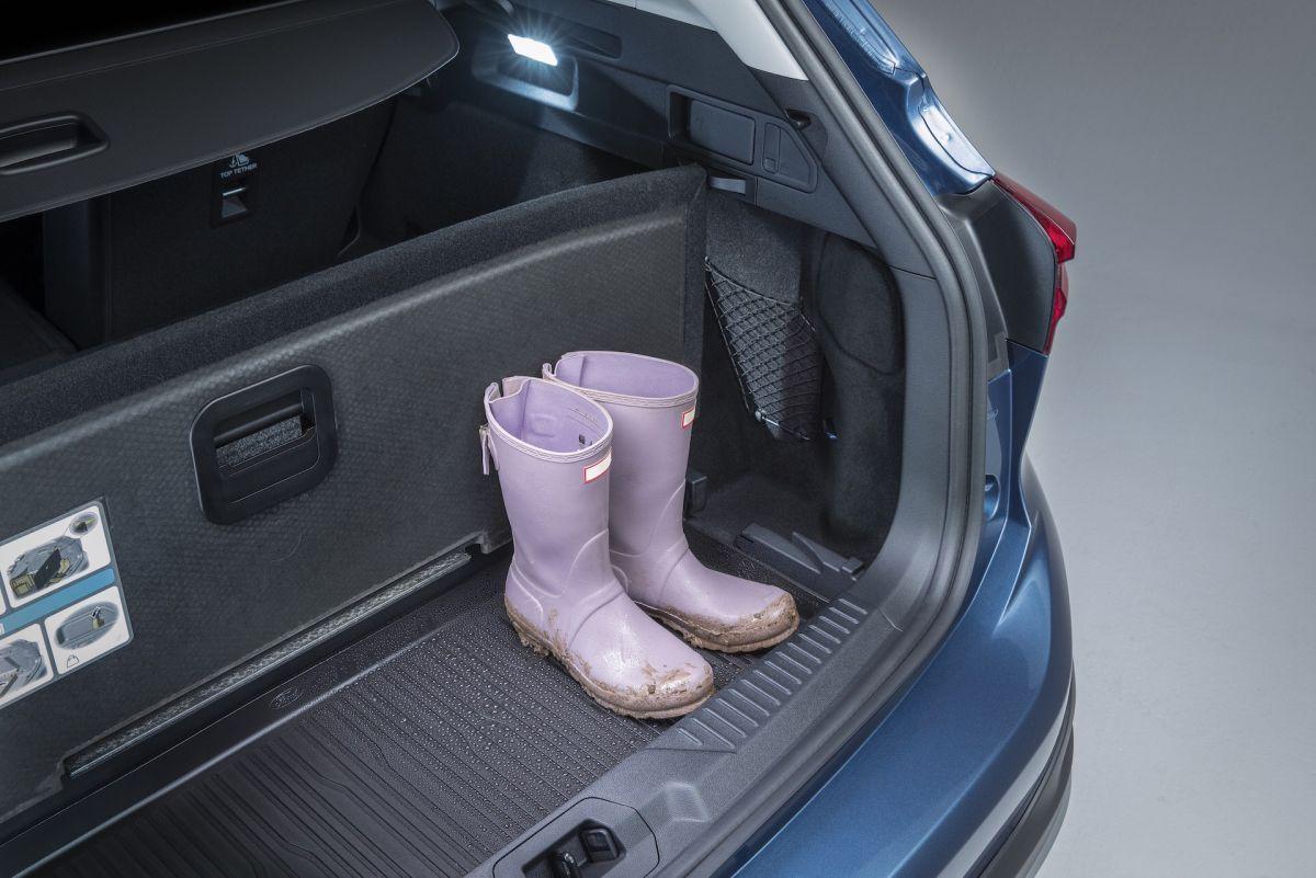 Ford Focus 2022 bagażnik