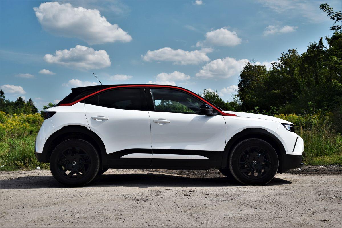 Nowy Opel Mokka - profl
